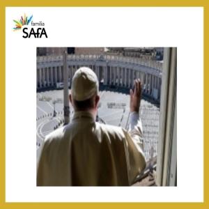 Meditación del Papa Francisco antes de la bendición Urbi et Orbi